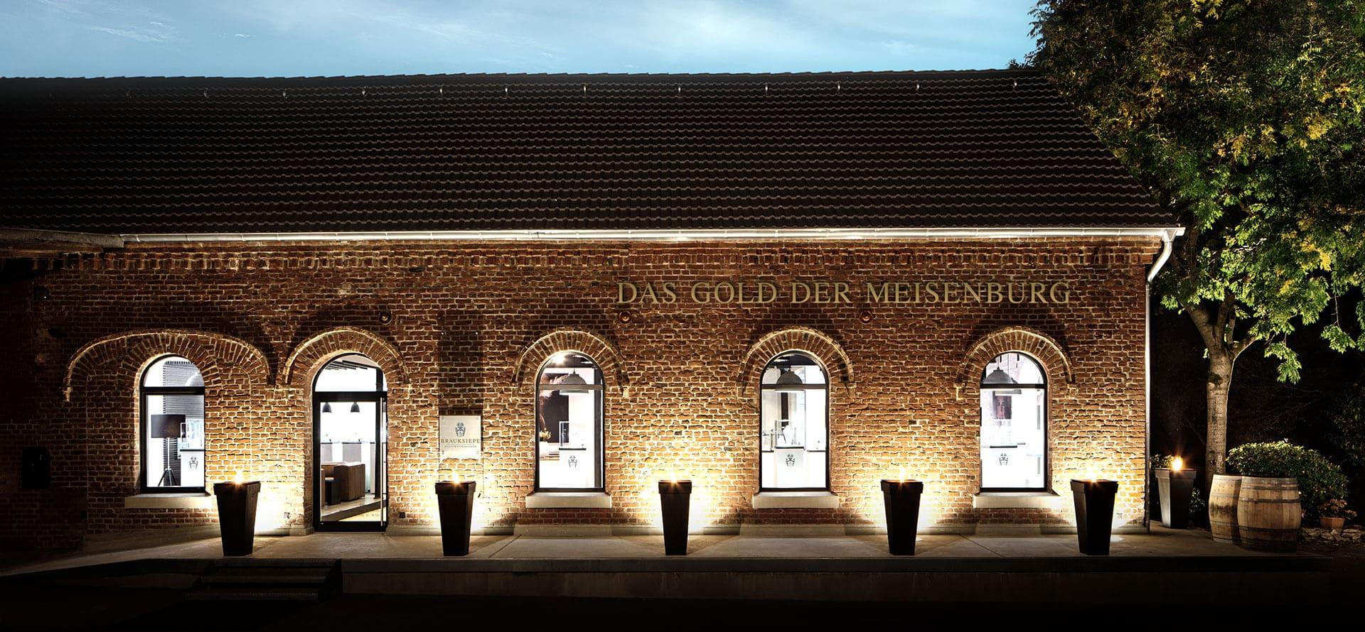 Die Meisenburg in Essen Kettwig