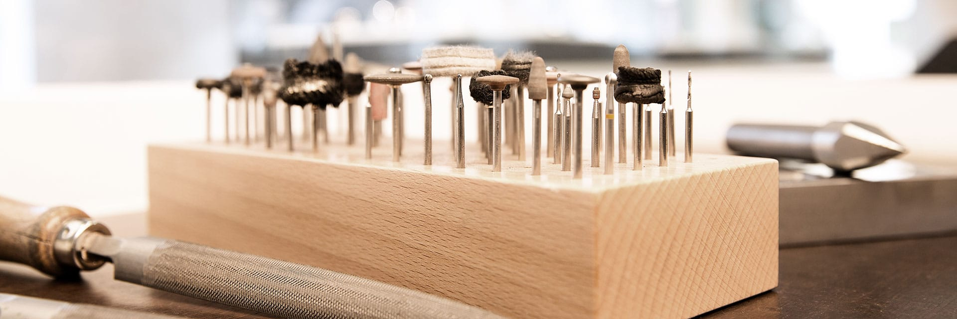 Hochwertige Werkzeuge für kreative Ideen