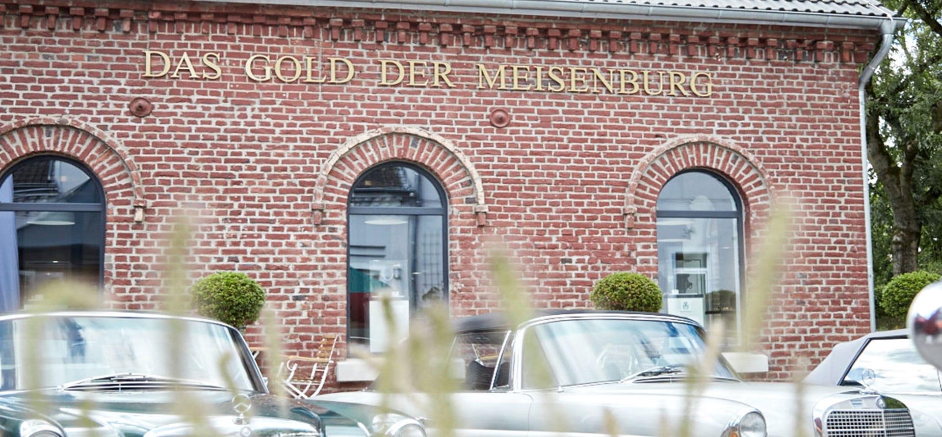 Die Veranstaltungen sind die Goldmomente der Meisenburg