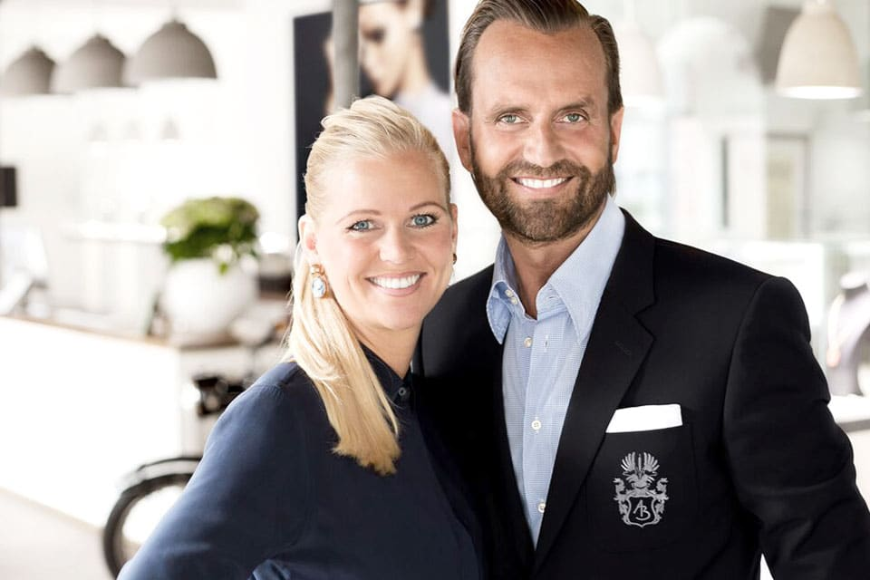 Portrait von Anna und Stephan Schneider