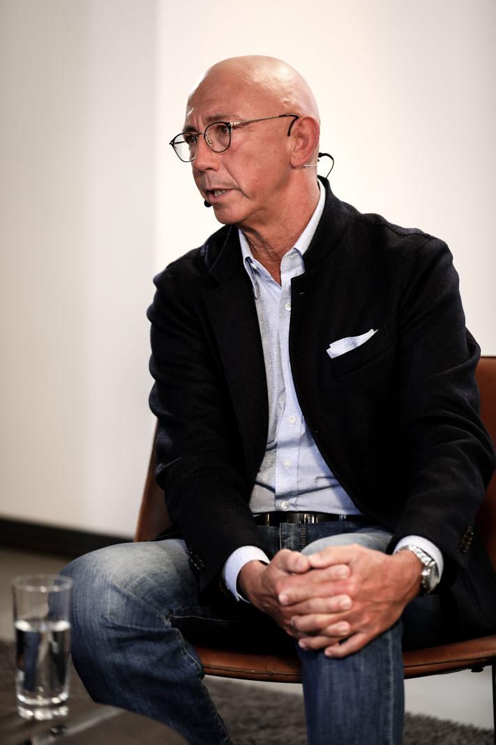 Dialoggast Oberbürgermeister Ulrich Scholten
